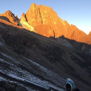 Mt Kenya 4 Days Sirimon Narumoru Route